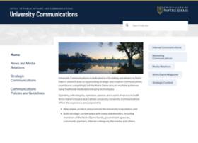 uc.nd.edu