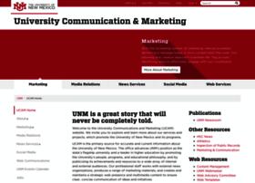 ucam.unm.edu