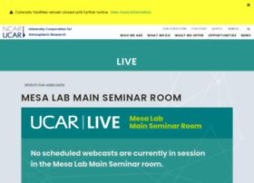 ucarconnect.ucar.edu