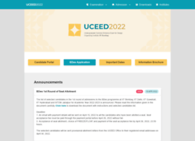 uceed.in