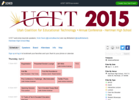 ucet2015.sched.org
