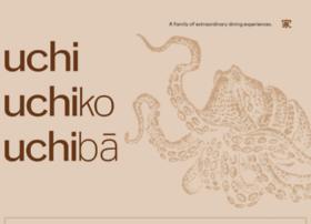 uchirestaurants.com