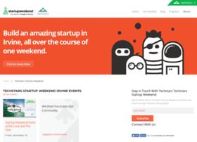 ucirvine.startupweekend.org