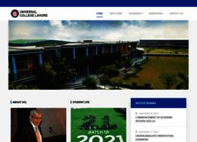 ucl.edu.pk