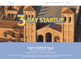 ucla.3daystartup.org