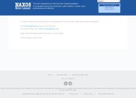ucla.naxosmusiclibrary.com