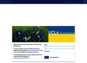 uclaextension.campusconcourse.com