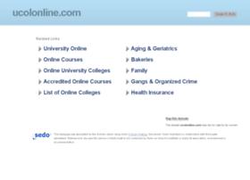 ucolonline.com