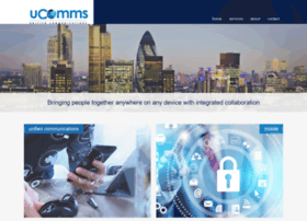 ucomms.co.uk