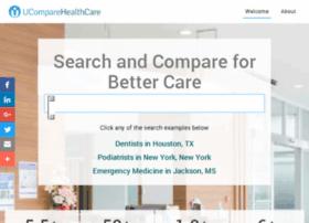 ucomparehealthcare.com