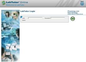 uconn.labtutor.com