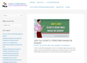 ucretliogretmenlik.com