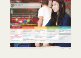 ucsmp.uchicago.edu