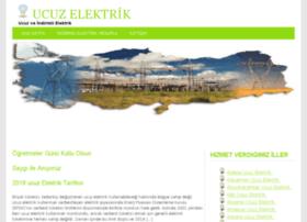 ucuzelektrikindirimlielektrik.com