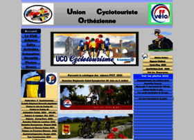 ucyclo-orthez.ffct.org