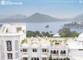 udaipurhotelhilltoppalace.com