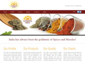 udayamasala.com