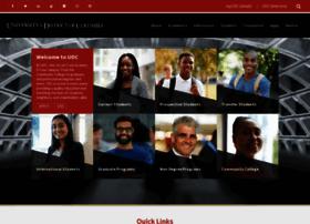 udc.edu