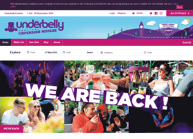 udderbelly.co.uk