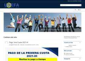 udefacampusvirtual.edu.ve