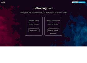 udtrading.com