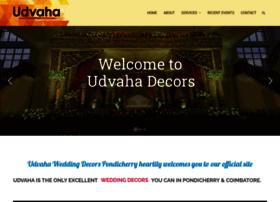 udvahadecors.com