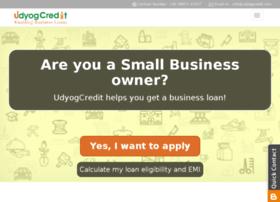 udyogcredit.com