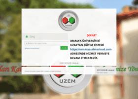 ue.amasya.edu.tr