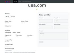uea.com