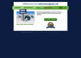 uebersetzungbuero.de