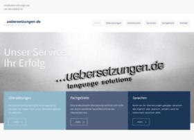 uebersetzungen.de
