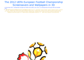 uefaeurofootball.pages3d.net
