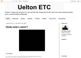 ueltonetc.blogspot.com