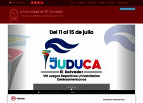 ues.edu.sv