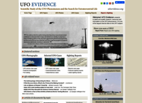 ufoevidence.org