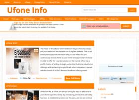 ufoneinfo.blogspot.com