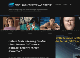 ufosightingshotspot.blogspot.co.uk