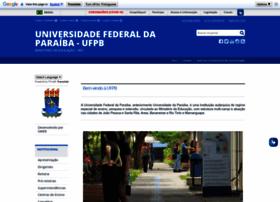 ufpb.br