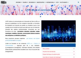 ufr-culture-communication.univ-paris8.fr