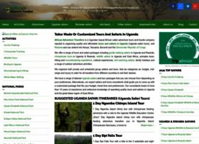 uganda-safaris-tours.com