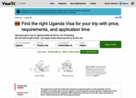 uganda.visahq.com
