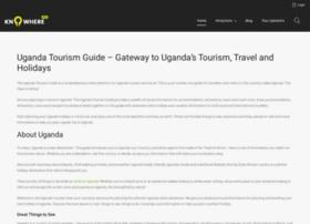 ugandatourismguide.com