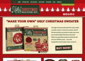 uglychristmassweaterkit.com