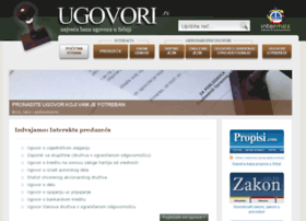 ugovor.co.rs