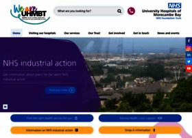 uhmb.nhs.uk