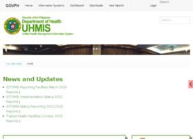 uhmis2.doh.gov.ph