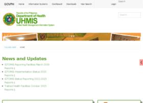 uhmis3.doh.gov.ph