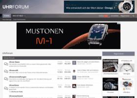 uhr-forum.de