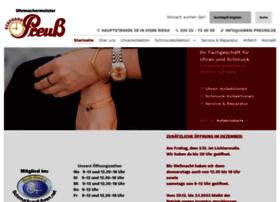 uhren-preuss.de