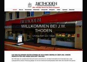 uhrmacher-thoden.de